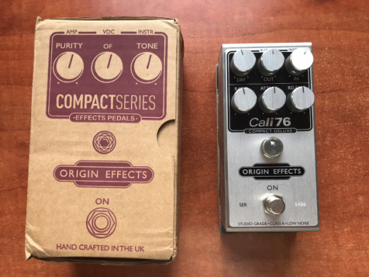 Origin Effects Cali76 Compact Deluxe [RESERVADO]