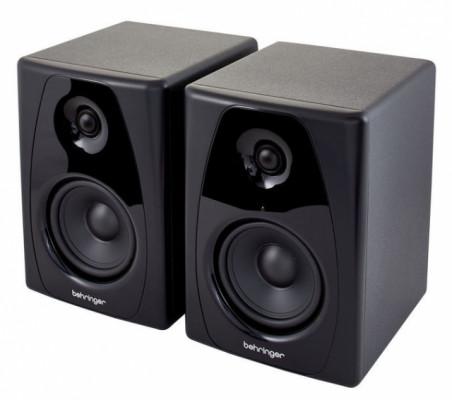 Pareja Monitores Behringer Studio 50 usb