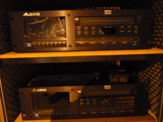 2 Unidades de Adat + Brc + Cableado y remotos