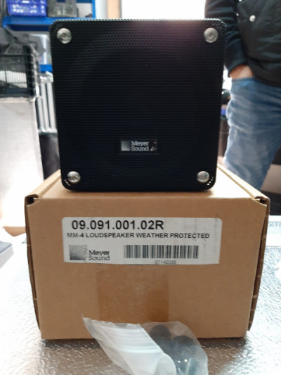 Meyer Sound MM-4XP exterior