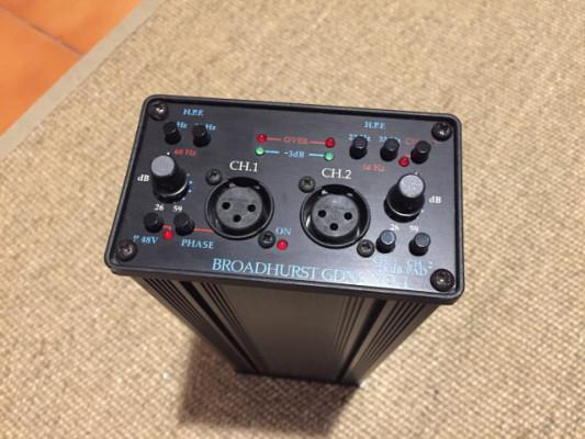 Dav Electronics BG no 1 preamp