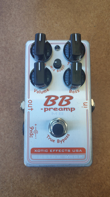 Xotic BB Preamp MB
