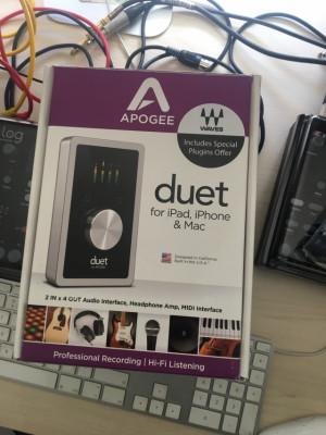 Apogee Duet 2