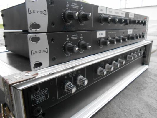 Distribuidor de prensa splitter IMG LS280