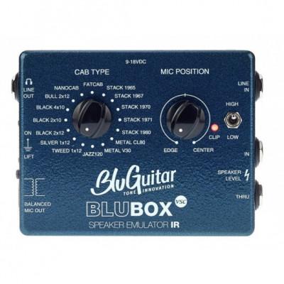 Bluguitar Blubox y Cable Midi1