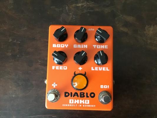 Overdrive Diablo +