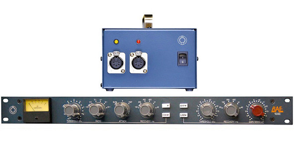 BAE 10 DC compressor/limiter(Neve style)
