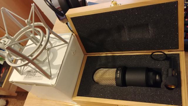 Micrófono Oktava MK-105