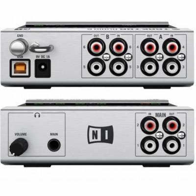 Tarjeta Audio Traktor Audio 6
