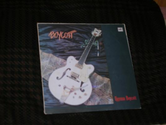 Boycott- Rock