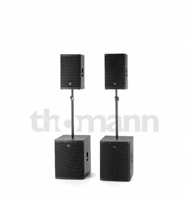 Equipo de sonido EV