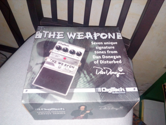DigiTech The Weapon Dan Donegan Signature