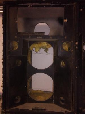 bafles vacios (cajas acusticas)