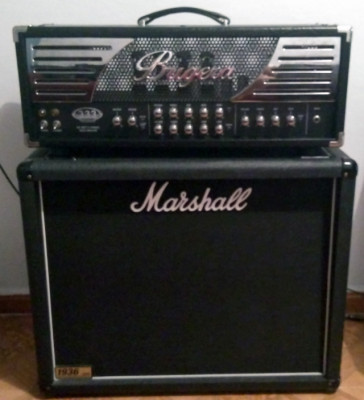 Bugera 333 + Marshall 1936 lead 2x12
