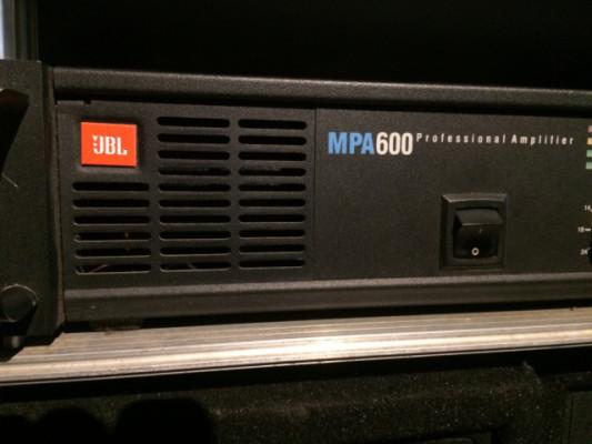 Potencia JBL MPA600