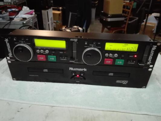 Reproductor Cd Numark Cdn22 Mk4