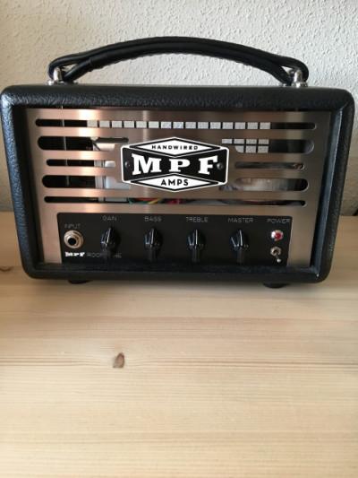 MPF Room ONE Cabezal