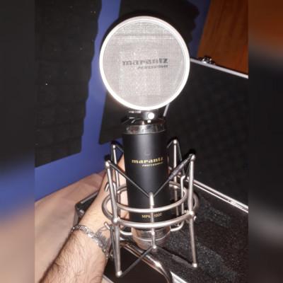 Micrófono Marantz Pro MPM-2000