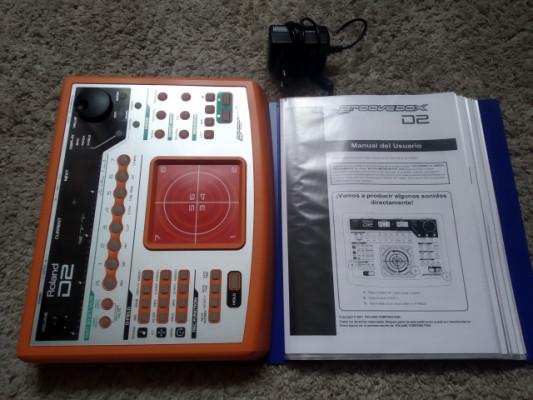 Roland D2 Groovebox - Última rebaja - Acepto cambios-