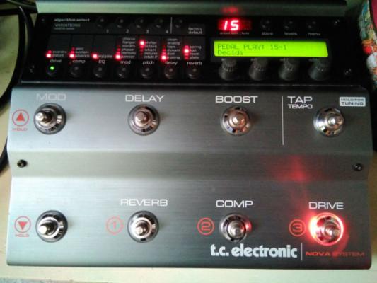 TC Electronics Nova System