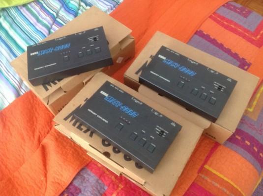 Korg MEX-8000 - 3 unidades - NOS