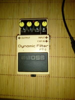 BOSS DINAMIC FILTER FT2 JAPAN