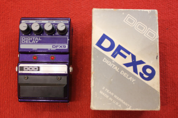 DOD Delay DFX9