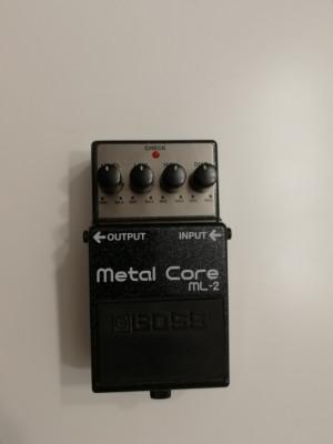 BOSS ML- 2 metalcore