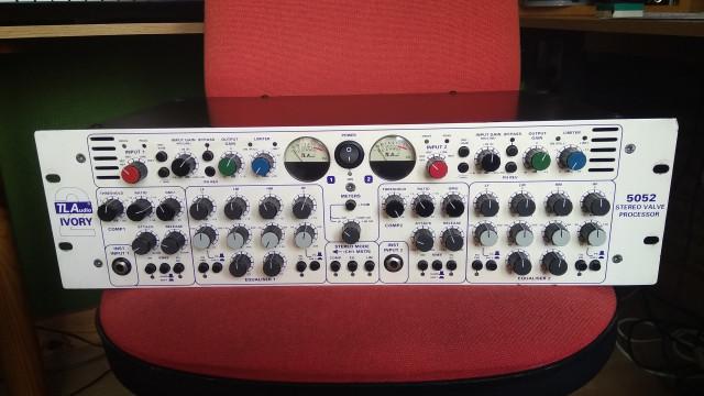 TL Audio 5052 Ivory 2 (envío incluido, también cambio)