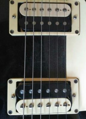 Pastillas Gibson 496R- 500T + guitarra