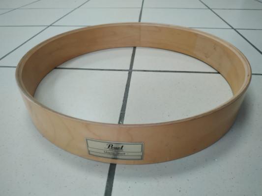 Casco de arce para caja Pearl Free Floating de 14x3.5