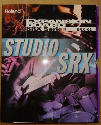 Roland SRX-03