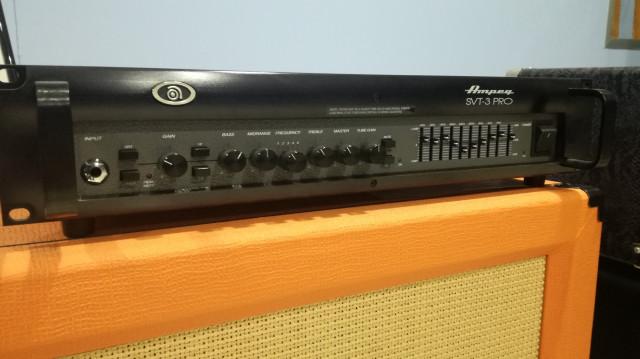 Ampeg SVT-3 (ex demo)