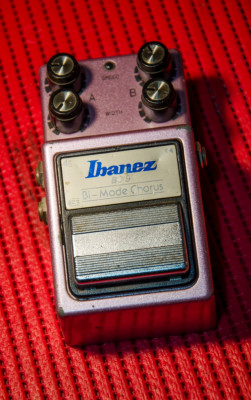 Ibanez (Maxon) Bi Mode Chorus BC9