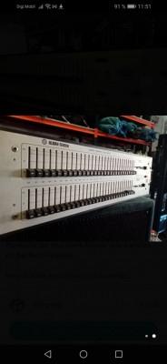 Ecualizador klark teknik dn360