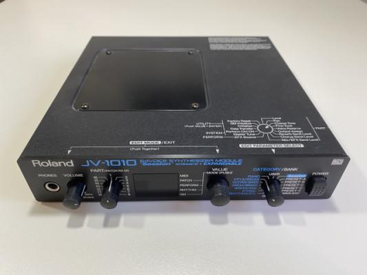 Módulo Roland JV-1010