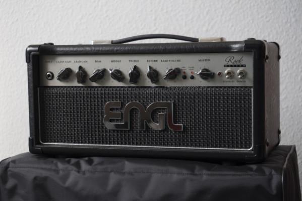 ENGL Rockmaster EN307 amplificador válvulas