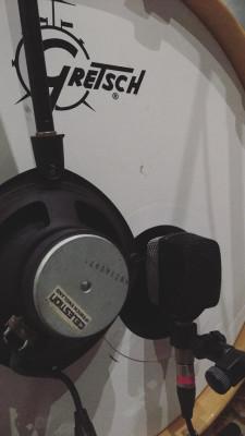 Micrófono AKG D12E