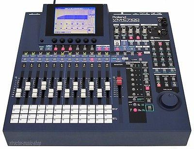 Mesa digital Roland VM7200 y controlador VMC7100