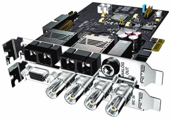 RME HDSPe MADI FX PCIe