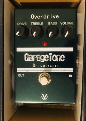 Pedal overdrive Visual Sound GarageTone