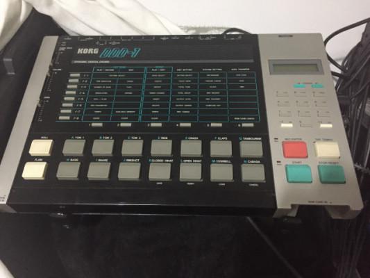 Korg DDD1 drum machine