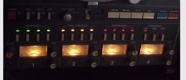Tascam 34B / 4-Track Recorder/Reproducer (1989). Buen estado.