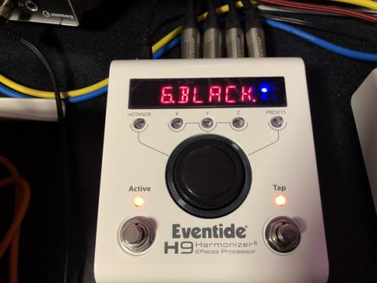 Eventide H9 Core+BlackHole+Space Time