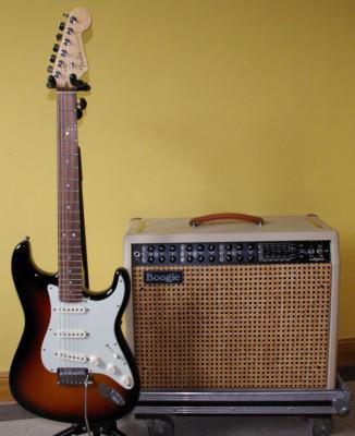 Fender Stratocaster Deluxe RESERVADA