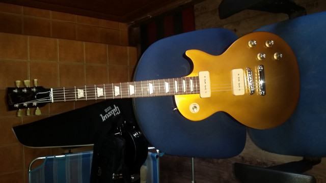Gibson les paul´60s tribute de 2012 REBAJA FINAL 550€ Reservada.