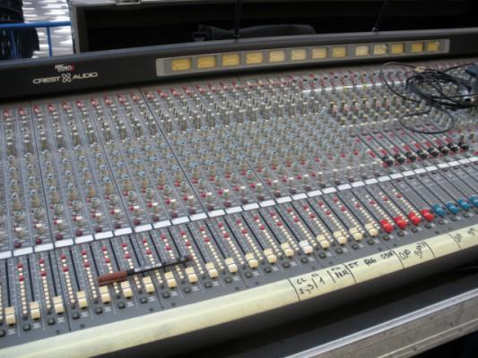 Mesa de sonido CREST AUDIO XVCA 40