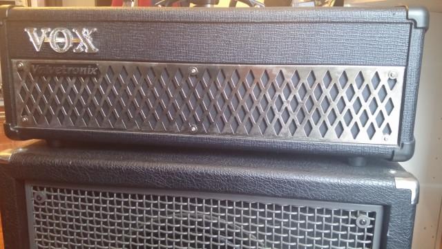 Cabezal Vox valvetronic 100w
