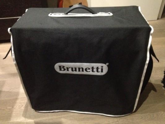 Ampli combo Brunetti mc2 (válvulas 60w)