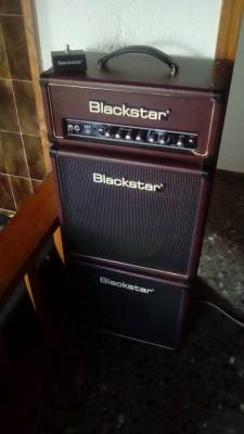 """Cabezal Blackstar HT5 Edicion Limitada +2 Pantallas de 10"""""""